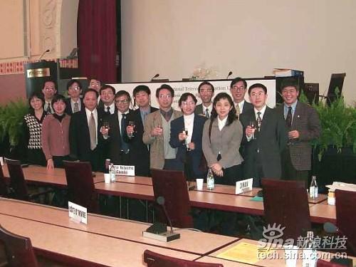 科技时代_2001年,TD-SCDMA成功申请成为国际3G标准(图)