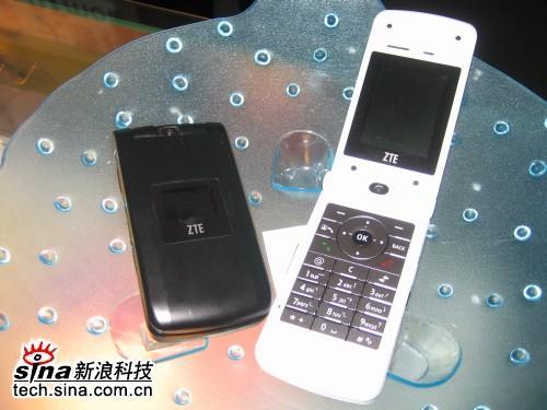中兴TD手机稳定持重(组图)