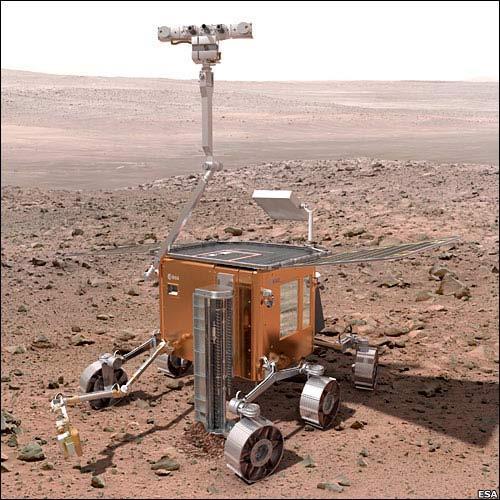 欧洲航天局敲定火星登陆点决选名单(图)