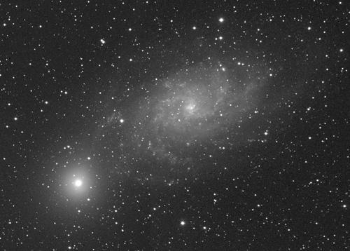 图文:07年12月30日阿根廷出现的塔特尔彗星