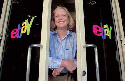 传eBay女掌门惠特曼即将退休
