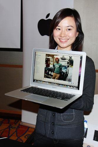 苹果MacbookAir笔记本在华上市售16988元