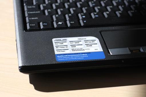 华硕9300MG独显13宽屏本F6S首测