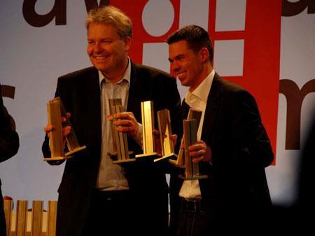 CeBIT2008:苹果公司夺得8樽IF金奖
