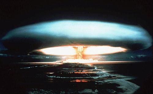 研究称局部核战争也会引发世界大灾难(图)