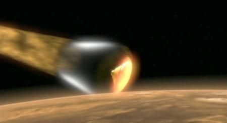 凤凰号成功登陆火星北极开展90天探测任务
