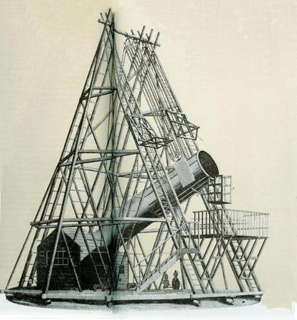 坐观星河:天文望远镜发展简史(组图)