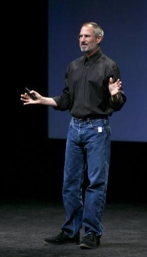 乔布斯将缺席09年Macworld大会疑健康恶化
