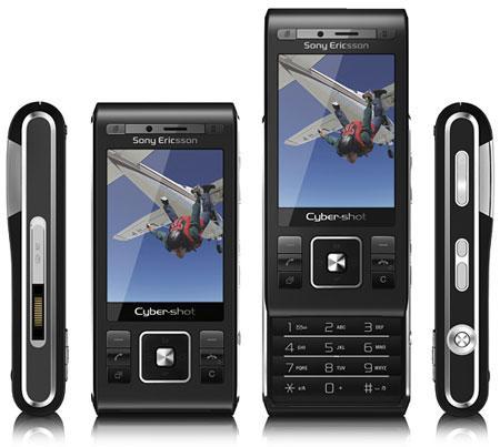 800万像素滑盖设计索尼爱立信C905评测