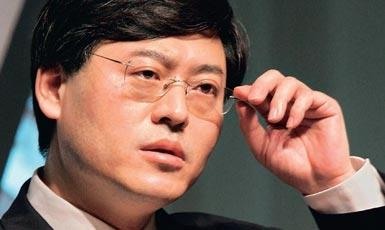 杨元庆:改变自己改变命运