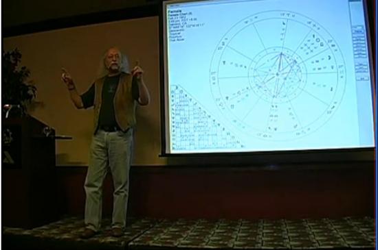 斯蒂芬-弗里斯特进化占星学星盘解读举例