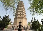 扶风法门寺