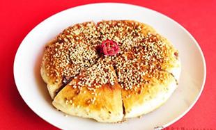 年菜黄金大饼(组图)