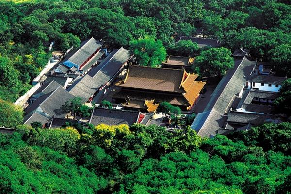 普陀山:法雨禅寺