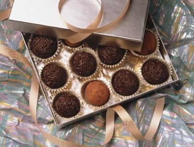 组图:快乐圣诞之十二星座浓情巧克力