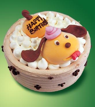 这是送给巨蟹座的可爱蛋糕