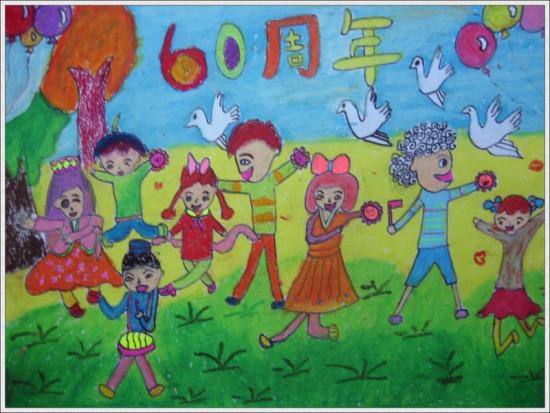 儿童画 550_413图片