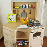 yolanda:自制仿真小厨房