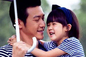 陆毅:女儿出嫁我一定会哭