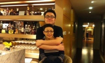 宋丹丹和儿子