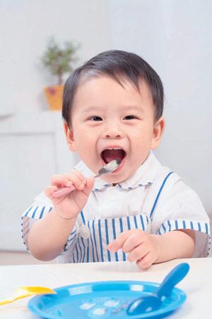 0-3岁宝宝生活能力渐养成