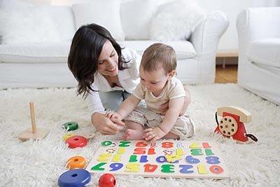 32个经典游戏提高宝宝智力