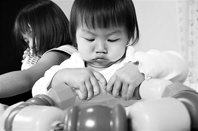 从玩玩具暗示宝宝性格(图)