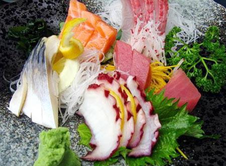 孕早期营养菜谱:豆芽生鱼片