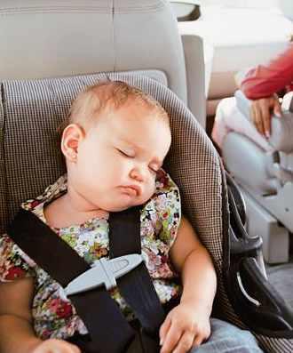 导致宝宝晕车的内因和外因