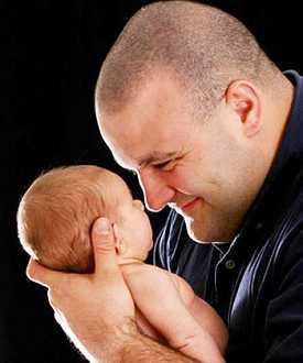 父亲得肝炎宝宝更危险(图)