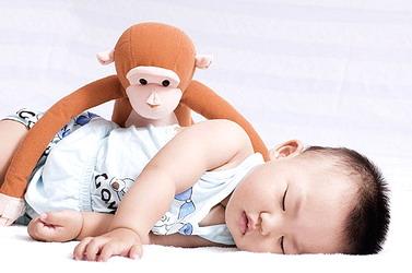 小儿睡眠异常是生病的前兆