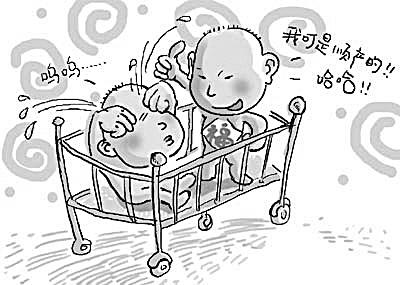 剖腹产孩子易患多动症(图)