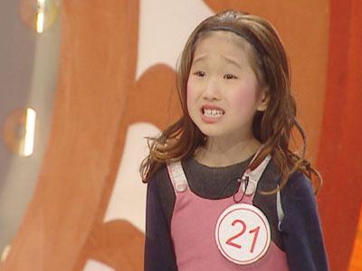 21号选手:张梦娴