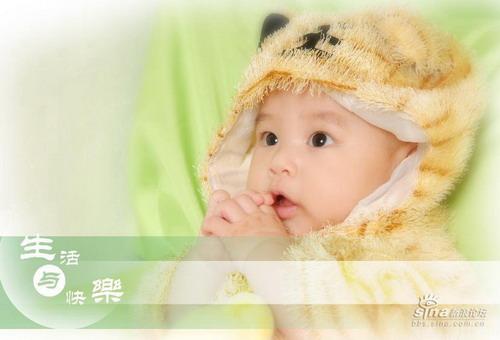星光熠熠宝宝秀第123:超可爱宝宝(图)