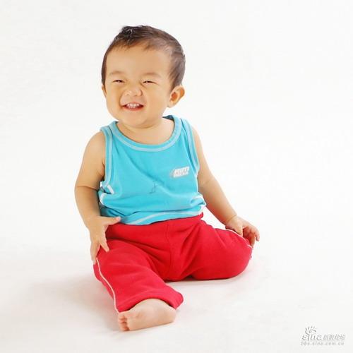 动感宝贝·我型我秀第154期:宝宝1岁(图)