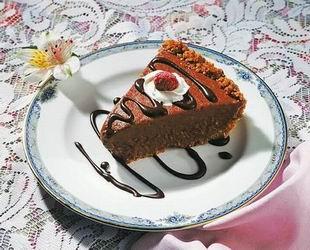 美食:樱桃巧克力蛋糕DIY