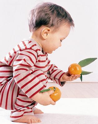 探寻宝宝水果金字塔的秘密