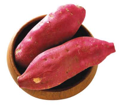 一斤红薯顶两斤胡萝卜(图)