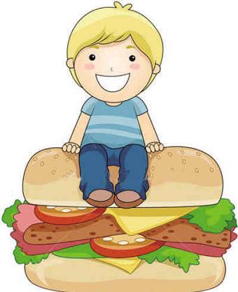缺觉的孩子爱吃垃圾食物-缺觉的孩子爱吃 垃圾食物图片
