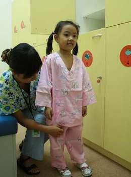 收集儿童的尿液做检查处私女生钉穿图片