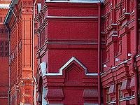 莫斯科红场有多红
