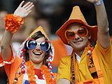 疯狂的荷兰球迷