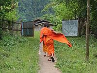 【老挝】也流连于与世无争的桃花源