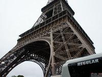 巴黎盛典之登上埃菲尔铁塔
