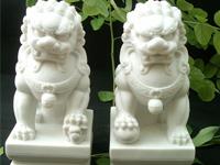 石狮(丽景石雕)