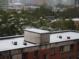 北京今冬第一场雪