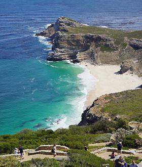 非洲大陆的最南端--好望角