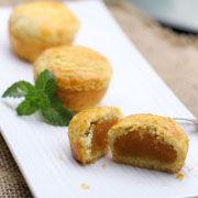 法式凤梨月饼