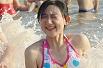 实拍青岛海滩上的清爽风景(组图)