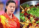 奥运冠军最爱吃什么?